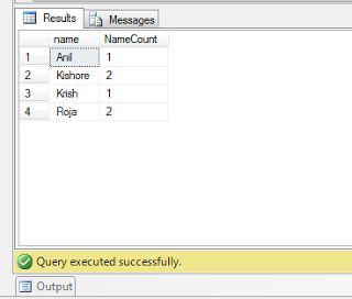 How to get Distinct Count across Multiple Tables in SQL Server http://aspdotnet-kishore.blogspot.in/2013/10/distinct-count-across-multiple-tables.html