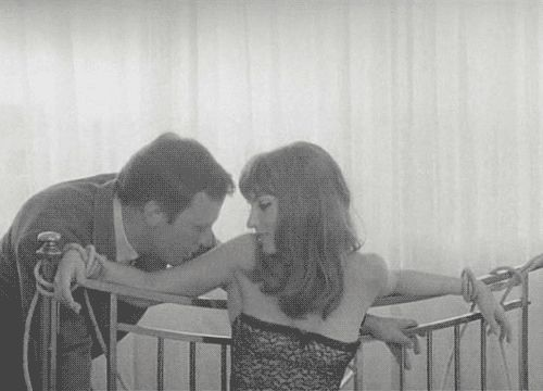 """Trans-Europ-Express"" (1967) - Alain Robbe-Grillet"