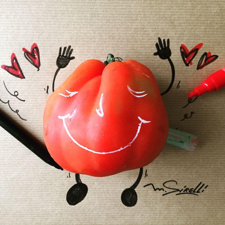 Mr.Tomato! www.massimosirelli.it