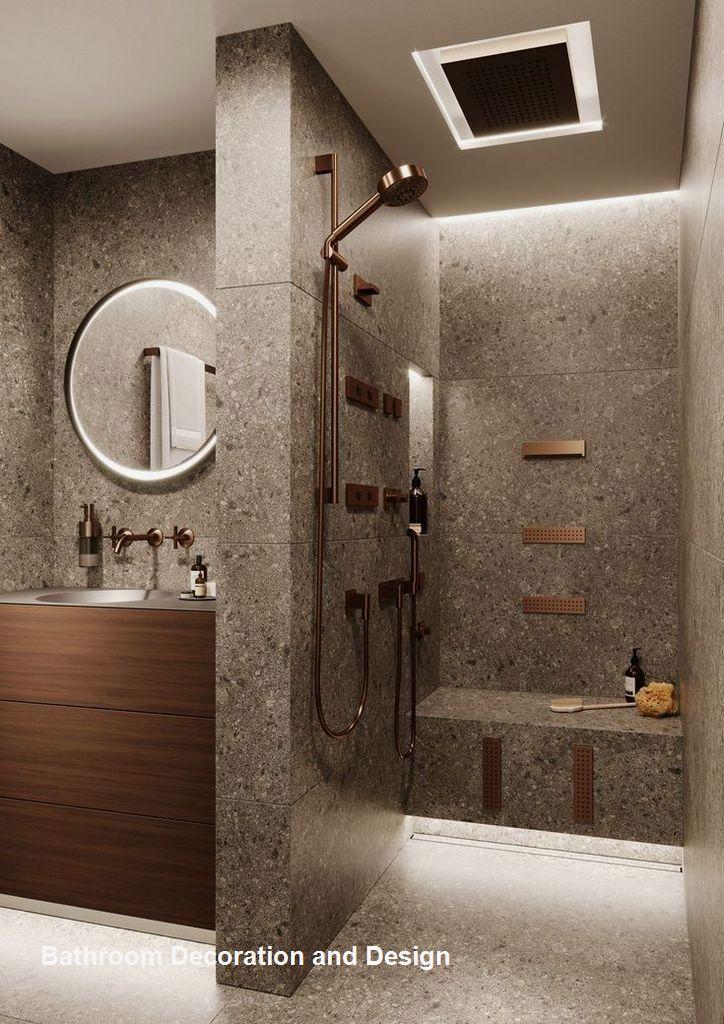 Fun Fifteen Bathroom Decor And Design Ideas 01 En 2020 Diseno De