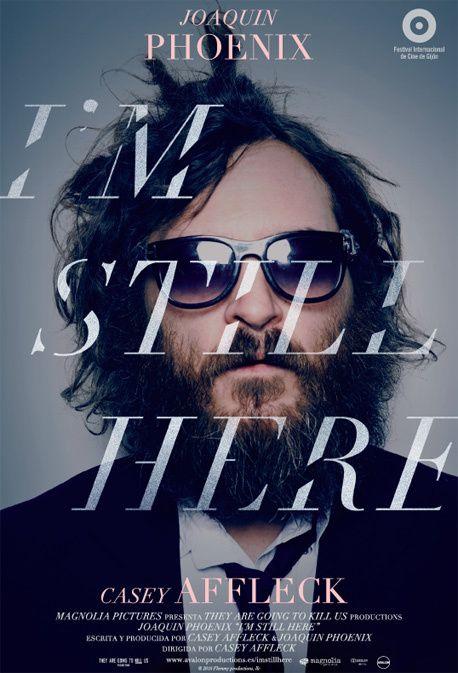 El falso documental sobre Joaquin Phoenix, actor que desea dejar su carrera como actor para dedicarse al rap. Joaquin Phoenix estuvo interpretando el personaje del documental durante dos años, con ...