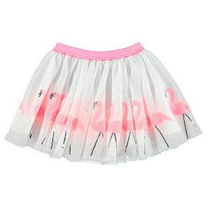 Girls'+Sequin+Flamingo+Tulle+Skirt+–+Target+Australia
