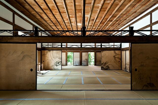 日本家屋、畳/Kyoto