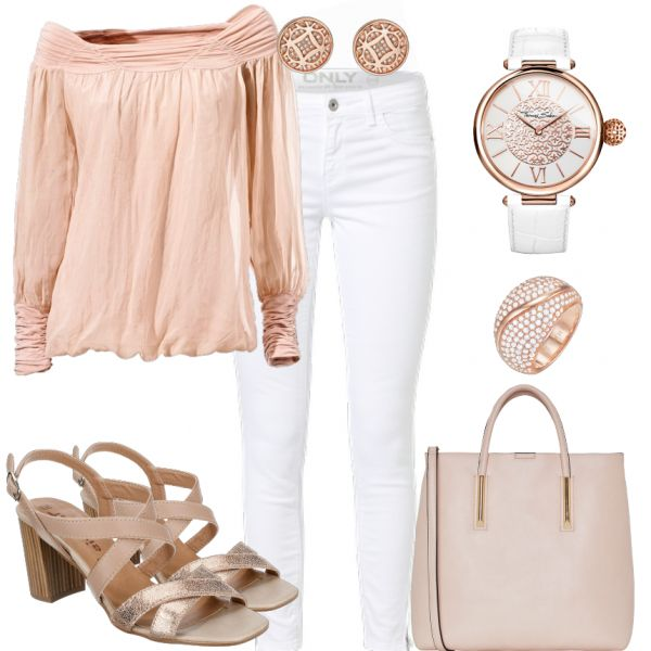 Abend Outfits: Shiny Rose bei FrauenOutfits.de