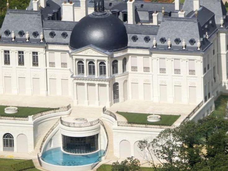 Château à louveciennes près de paris acheté par le prince héritier darabie saoudite