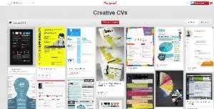 6 sites gratuits de création de cv professionnels numériques en ligne - techniques de recherche d'emploi - TRE