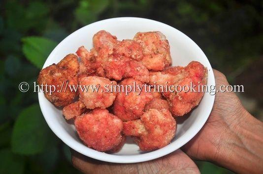 Tandoori Cauliflower | Simply Trini Cooking #trinicooking #Trinidad #Tobago #Caribbean #food #recipes