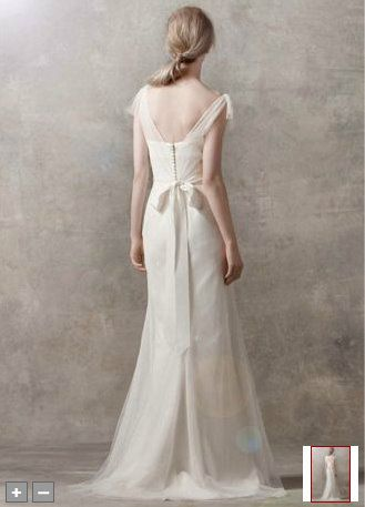 David's Bridal $400