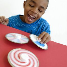 CD Spinners - just fun!