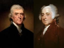 John Adams, the second president and Thomas Jefferson, the third president both died on the same day, July 4, 1826. The day is the 50th anniversary of the Declaration of Independence