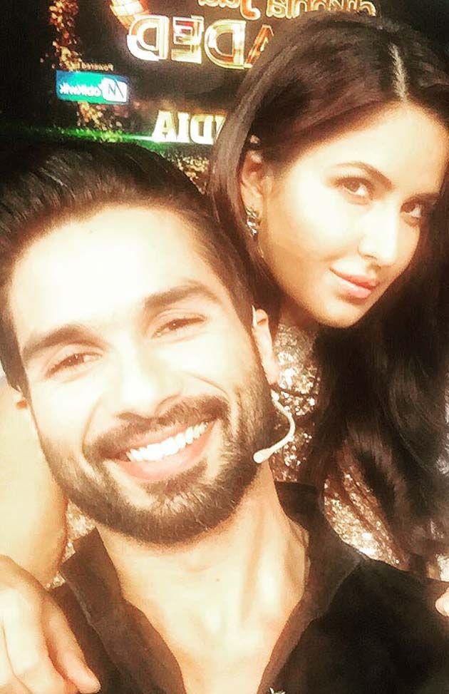Jhalak Dikhhla Jaa Reloaded: Katrina Kaif sizzles with Shahid Kapoor : Tv Talks