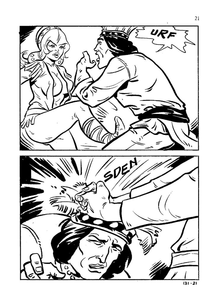 Vartan knocks out a man