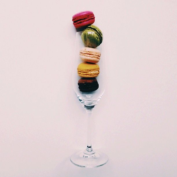 """""""Cheers to #macaronmonday !  #macaron #macarons #riedel #champagneglass #instafood #foodpic #foodphoto #patisserie #dessert #foodphotography #foodographer #foodography #vscofood #vscocam #vsco #iphoneonly #onthetable3 #minimal #playingwithmyfood #minimalist #igminimal #minimalismo"""" Photo taken by @brigadeirochoc on Instagram, pinned via the InstaPin iOS App! http://www.instapinapp.com (10/07/2013)"""