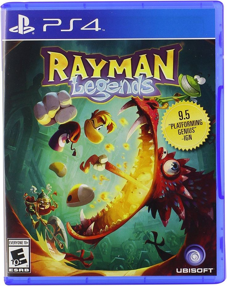 Rayman Legends [PlayStation 4 PS4, Action Platformer 4-Player Co-op Game] NEW - http://food.hifow.com/rayman-legends-playstation-4-ps4-action-platformer-4-player-co-op-game-new/