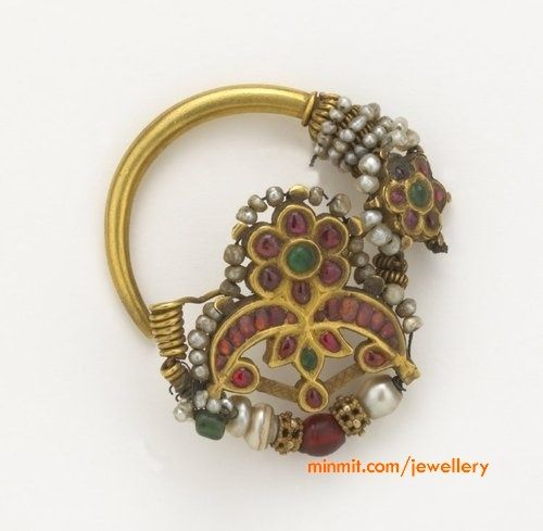 nose-ring-mughal-dynasty