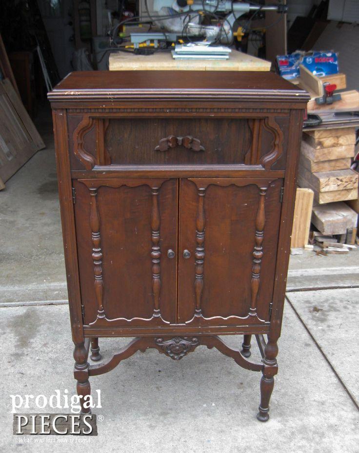 The 25+ best Antique radio cabinet ideas on Pinterest | Antique ...