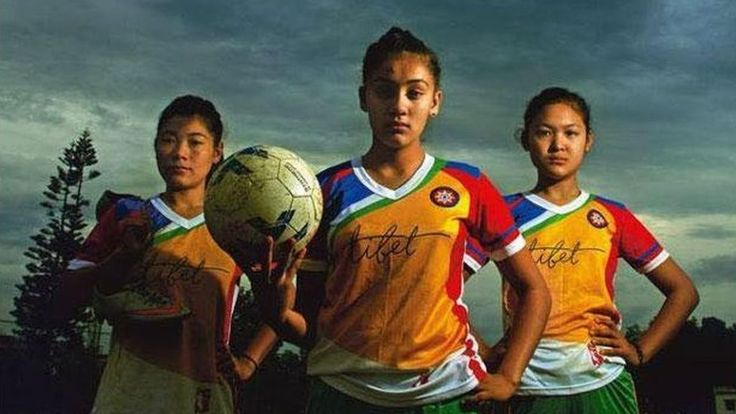 "US officials tell the Tibetan Women's Soccer team that they had ""no good reason"" to visit Texas."