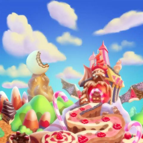 visit to fantasy candy land It's a food fantasy come true werther's original is creating a real life candy land  on santa monica pier who's got a sweet tooth.