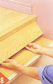how to install laminate flooring on stairs 8