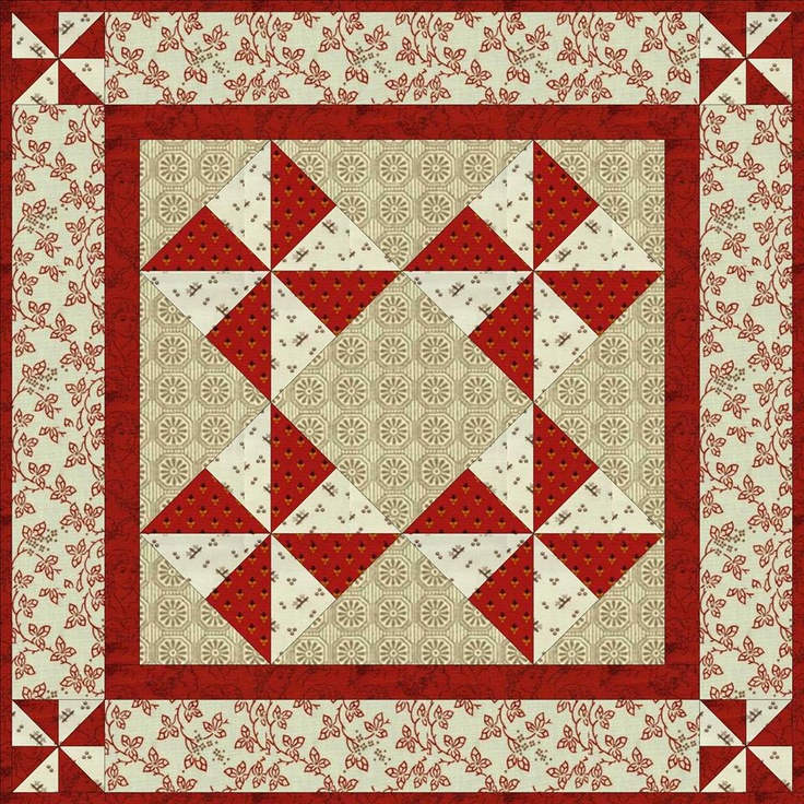 Free Quilt Patterns From Pinterest : Free PDF pattern Quilt Runners Pinterest