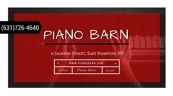 Thirty years' experience has yielded our present approach to the piano business. The Piano Barn does everything possible to provide you a piano you will enjoy playing, not just tolerate. To that end we are careful in the selection of the pianos we buy and sale. Come see us for all your piano needs! WE LOOK FORWARD TO SEEING YOU SOON… #Pianos #PainosWaterMill #PianosSagharbor #PianosMontauk #PianosAmagansett #PianosRiverhead #PianosshelterIsland #PianoMoversInEast #EastHamtpon #EastHamptonNY