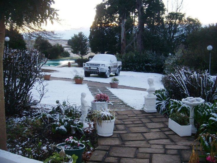 Everglades Country Hotel & Conference Centre in the KZN midlands yesterday morning.
