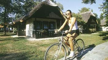 S slamo prekrite hišice v Moravskih Toplicah sestavljajo turistično naselje Bungalovi. Če vas zanima več o tem naselju, obiščite spletno stran www.viaSlovenia.com, kategorijo terme Murska Sobota z okolico.