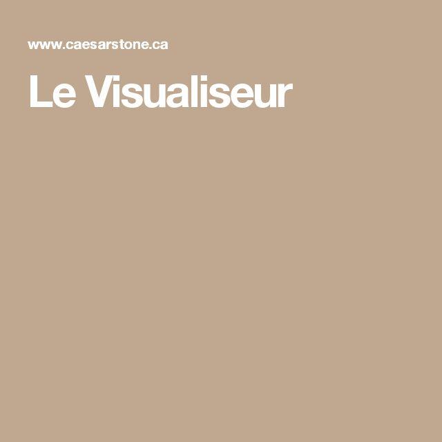 Le Visualiseur