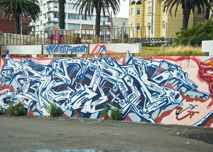 Graffiti, St.Kilda