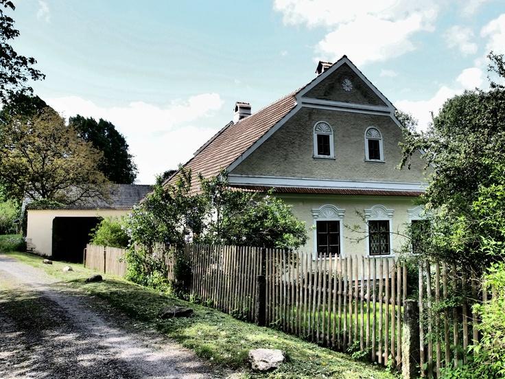 Mariz, typical house in forgotten village