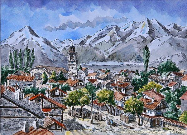 The ultimate guide to Bansko, Bulgaria http://www.adventureflair.com/bansko-bulgaria/