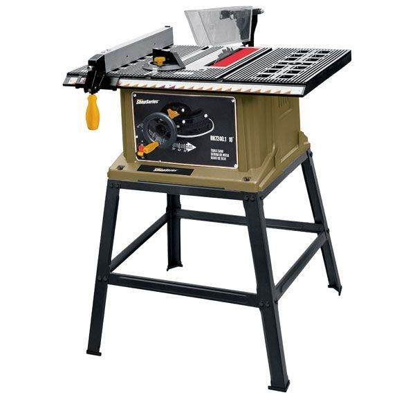 """Rockwell 10"""" Table Saw $169.99"""