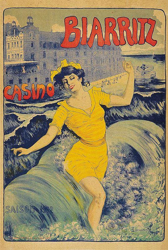 ✨  Anonym - Casino Biarritz,1902