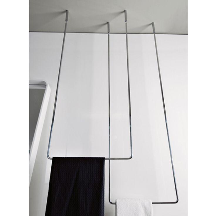 goccia towel rails
