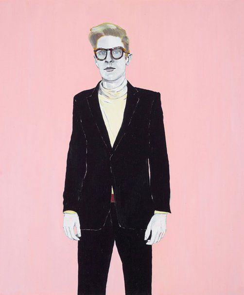 Sally Ross: Harvey :: Archibald Prize 2014 :: Art Gallery NSW
