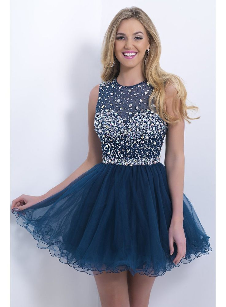 Custom-Made-Homecoming-Gowns-Beading-Scoop-Neck-Sleeveless-With-Ruffle-Mini-Homecoming-font-b-Dresses-