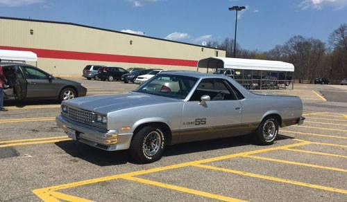 1986 Chevrolet El Camino -  South Weymouth, MA #5500738147 Oncedriven