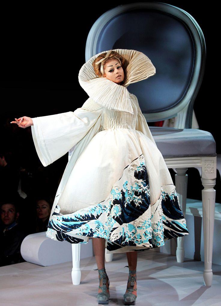 e9f0455de1 El impacto de la obra japonesa The Great Wave en la moda – Viste la Calle