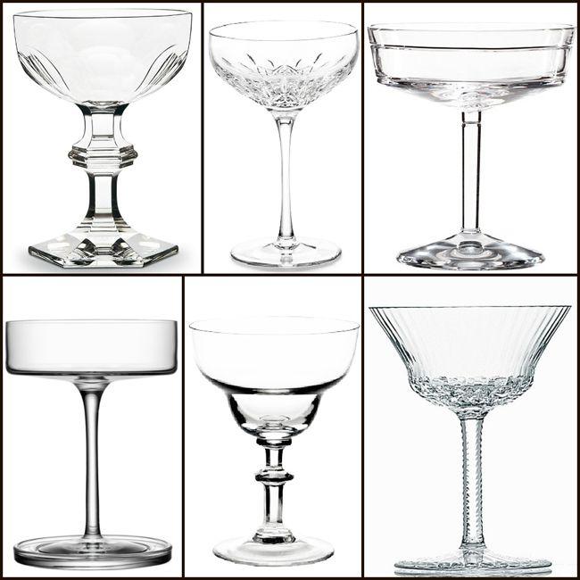 Qual a taça ideal para beber champagne?