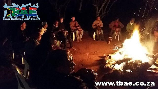 Fireside Drumming #MorulaSun #Drumming #TeamBuilding