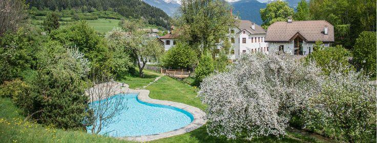 Camping in Zuid-Tirol Dolomieten Bruneck Camping in St. Lorenzen