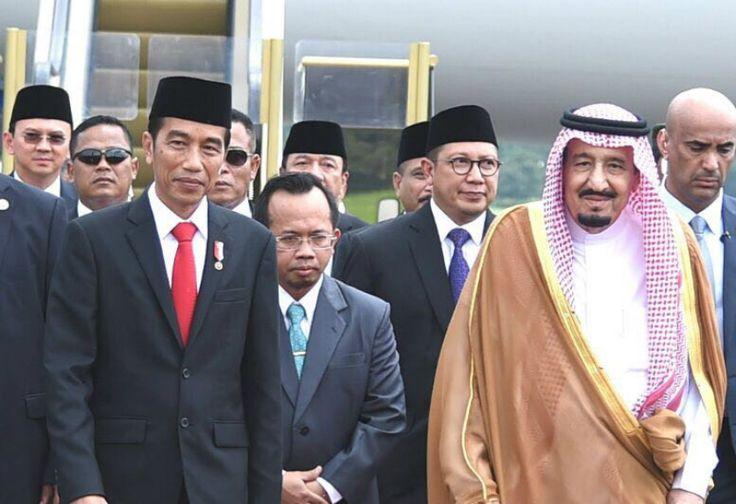 Saat Berkunjung, DPR akan Ajak Raja Salman Nonton Film