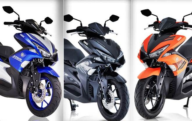 2019 Yamaha Aerox 155 Price And Specifications Motor Auto Reviews