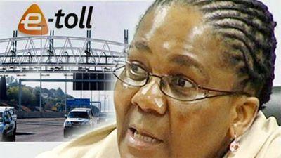 Peters dismisses Gauteng provincial ANC proposals on e-tolling.
