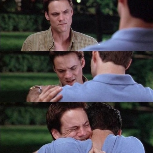 Ugh this part makes me ball. a walk to remember