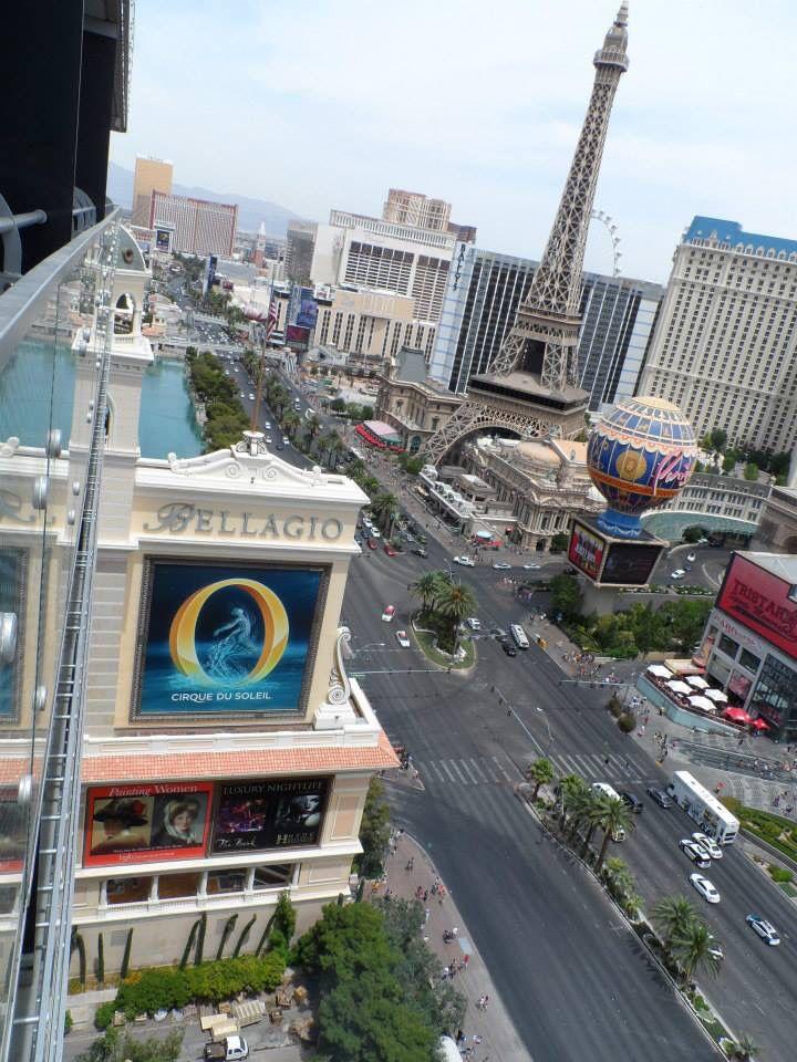 Las Vegas strip - 2014