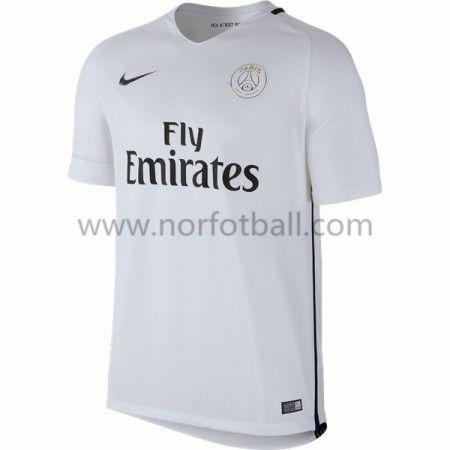 Billige Fotballdrakter Paris Saint Germain Psg 2016-17 Tredje Draktsett Kortermet