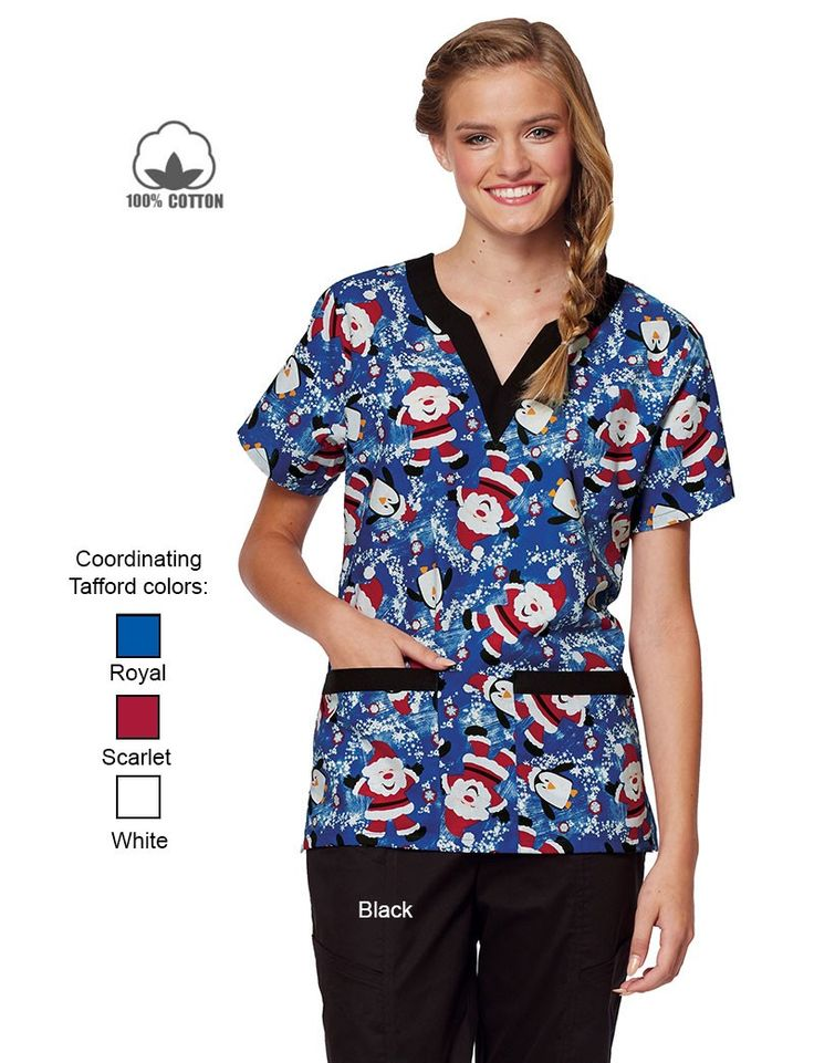 Tafford Prints Dash Away 2-Pocket Scrub Top. by Tafford Uniforms. $ $ 19 FREE Shipping on eligible orders. out of 5 stars 3. Product Features Exclusive Tafford print design that you won't find anywhere else. Tafford Prints All That Glitters 2-Pocket Scrub Top. by Tafford Uniforms.