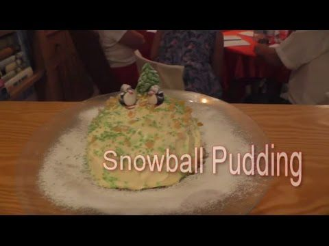 Snowball Pudding
