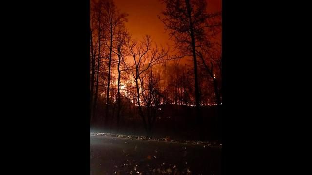 GATLINBURG - 9PM UPDATE: Wildfires driven by wind gusts are prompting the evacuations of multiple areas of Gatlinburg including downtown Gatlinburg, fire officials said Monday night.